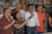 BRINDIS DE FIN DE AÑO EN BIBLIOTECA HÉROES DE MALVINAS