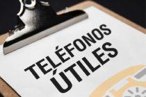 Guía de Teléfonos Útiles de Lobos