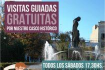 VISITAS GUIADAS POR EL CASCO HISTORICO Y CULTURAL DE LOBOS