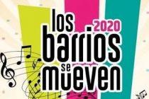 LOS BARRIOS SE MUEVEN 2020 – DOMINGO 19 B° LAS LATAS