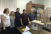 ROTARY ENTREGA  MEDICAMENTOS AL MUNICIPIO
