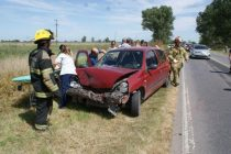 ACCIDENTES EN RUTA PROVINCIAL 41
