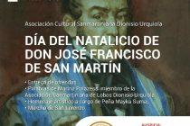 CONMEMORACIÓN DEL NATALICIO DE DON JOSÉ FRANCISCO DE SAN MARTÍN