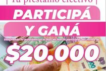 EN MARZO PARTICIPÁ Y GANÁ CON SUPERCASH!!!