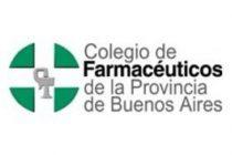 LOS FARMACÉUTICOS DE LOBOS INFORMAN
