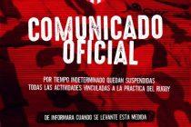 COMUNICADO OFICIAL DE LA SUBCOMISIÓN DE RUGBY – CLUB RIVADAVIA