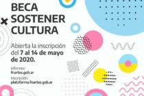 SE LANZÓ LA EDICIÓN 2020 DE LAS BECAS DEL FONDO NACIONAL DE LAS ARTES