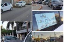 PERSONAL DE LA SANIDAD SE HIZO ESCUCHAR EN LOBOS