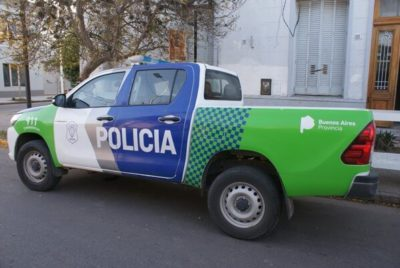 DOS HERIDOS DE ARMA BLANCA TRAS UNA PELEA EN LA VÍA PÚBLICA