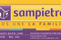 SAMPIETRO TE OFRECE LAS MEJORES NOVEDADES Y AMPLÍA SU HORARIO DE ATENCIÓN