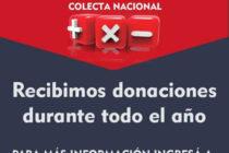 51° EDICIÓN DE LA COLECTA NACIONAL-MÁS POR MENOS-