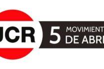 EL MOVIMIENTO 5 DE ABRIL, REPUDIA EL RECORTE QUE EL GOBIERNO NACIONAL PRETENDER HACER CON EL SUBSIDIO A LOS BOMBEROS VOLUNTARIOS