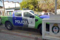 INTERCEPTADO POR INCUMPLIR MEDIDA DE RESTRICCIÓN DE ACERCAMIENTO