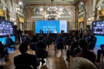 KICILLOF PRESENTÓ EL PLAN INTEGRAL DE SEGURIDAD PARA LA PROVINCIA