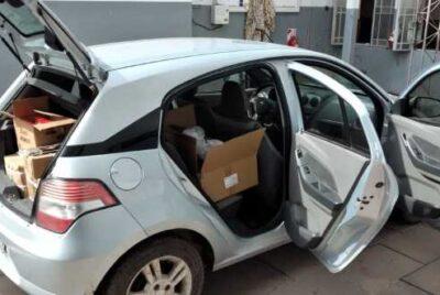 LA POLICÍA ESCLARECIÓ UN ROBO HORMIGA LLEVADO A CABO EN UN COMERCIO DE VENTAS DE MOTOS Y AUTOPARTES