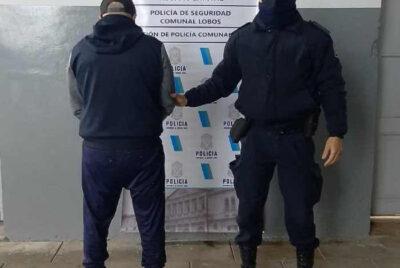 ACTUACIONES DE LA POLICIA COMUNAL DE LOBOS