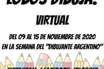 LOBOS DIBUJA 2020 VIRTUAL