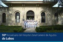 10 DE DICIEMBRE DE 1930/2020: HOY NUESTRO HOSPITAL CUMPLIÓ 90 AÑOS