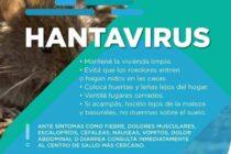 HANTAVIRUS, FORMAS DE PREVENCIÓN