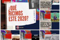MOVIMIENTO 5 DE ABRIL: ¿QUE HICIMOS ESTE 2020?