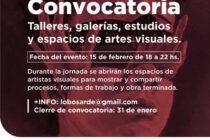 CONVOCATORIA: TALLERES, GALERIAS, ESTUDIOS Y ESPACIOS DE ARTES VISUALES