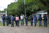 SE INCORPORARON 10 NUEVOS EFECTIVOS POLICIALES AL OPERATIVO SOL DE LAGUNA DE LOBOS