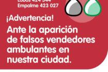 ADVERTENCIA DEL MUNICIPIO DE LOBOS