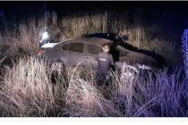 LA POLICÍA BUSCA A DELINCUENTES QUE ROBARON EN SALADILLO Y SE TIROTEARON EN ROQUE PÉREZ