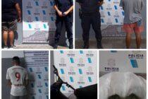 LA POLICÍA DIO A CONOCER VARIAS INTERVENCIONES REALIZADAS ESTA SEMANA