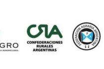 ENTIDADES RURALISTAS ANUNCIARON CESE DE COMERCIALIZACIÓN DE GRANOS POR 72 HORAS
