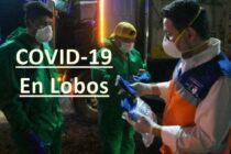 MARTES 13 DE ABRIL: SE PRESENTARON 21 NUEVOS CASOS DE COVID EN LOBOS