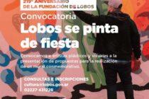 CONVOCATORIA DEL MUNICIPIO POR LOS 219 ANIVERSARIOS DE FUNDACIÓN DE LOBOS