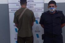 POLICÍA DE LOBOS DIO A CONOCER ILÍCITOS DEL FIN DE SEMANA LARGO