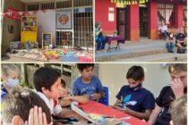 LA BIBLIOTECA DE RIVADAVIA PRODUJO CULTURA EN LA CALLE