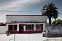 PASAN EL VACUNATORIO AL CLUB MADRESELVA PARA DUPLICAR CAMAS DE COVID EN EL HOSPITAL
