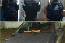 LA POLICÍA DETUVO A UN VECINO DE EMPALME EN UN AUTO CON PEDIDO DE SECUESTRO