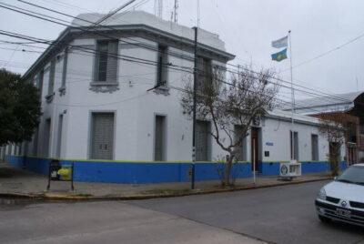 OTRO ATAQUE A LA SALA DE PRIMEROS AUXILIOS DE EMPALME