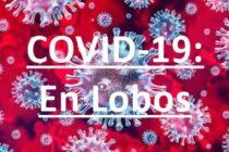 MIÉRCOLES 21 DE JULIO: SE REGISTRARON 10 NUEVOS CASOS DE COVID EN LOBOS
