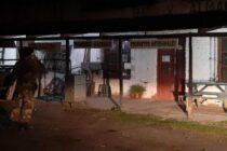 ASALTO VIOLENTO EN EL ALMACEN EL VIEJO BALCON SOBRE LA 205
