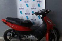 AMPLIO INFORME POLICIAL: MOTO SECUESTRADA, TENTATIVA DE USURPACION Y ESTAFAS VIRTUALES