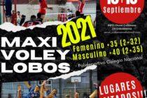 TORNEO DE MAXI VOLEY 18 Y 19 DE SEPTIEMBRE EN LOBOS